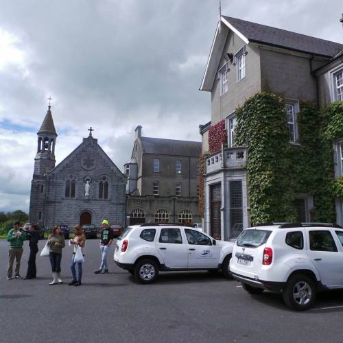gestión directa del curso escolar en irlanda