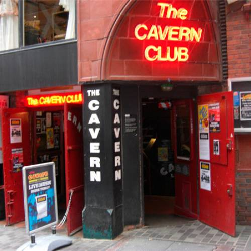 The Cavern Club en Liverpool
