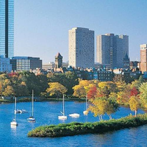 Panorámica de Boston