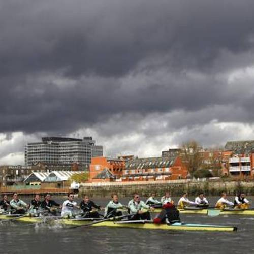 Regata en Londres