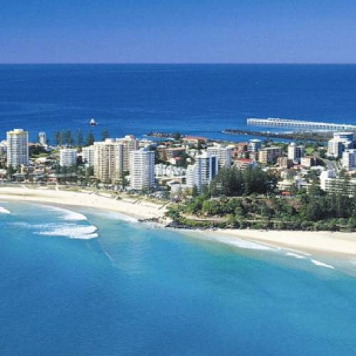 Playas de Coolangatta