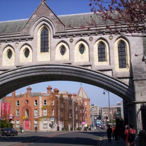 Christchurch Bridge, Dublin