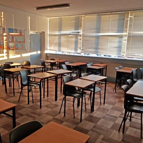 st fintans high school