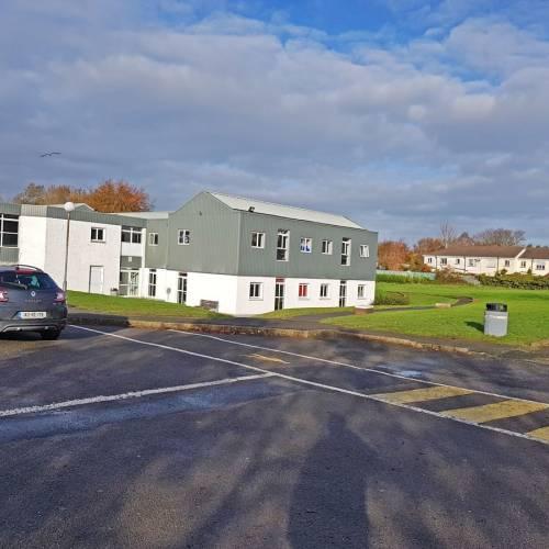 Blakestown, un colegio público del noroeste de Dublín