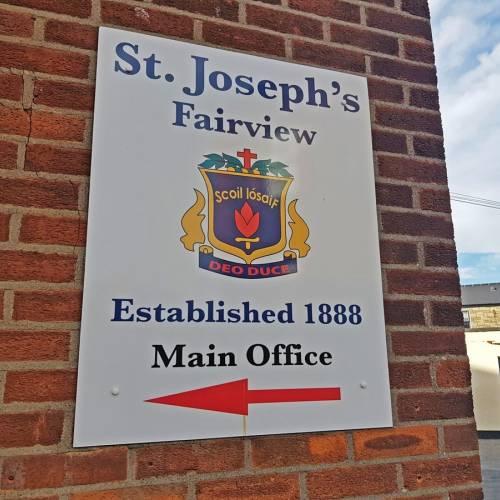St Joseph CBS de Dublín
