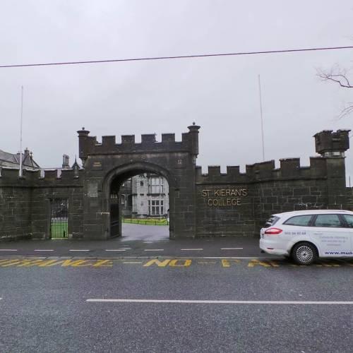 St Kierans College, información año escolar en Irlanda