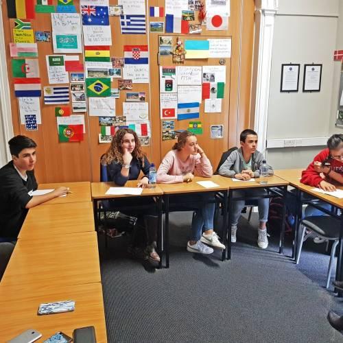 Clases de inglés de refuerzo incluidas en el primer trimestre