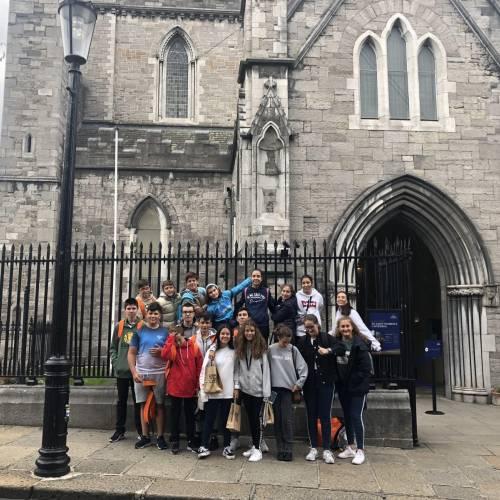 GMR curso escolar #Irlanda #año escolar