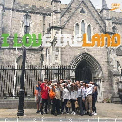GMR curso escolar - #Irlanda #año escolar