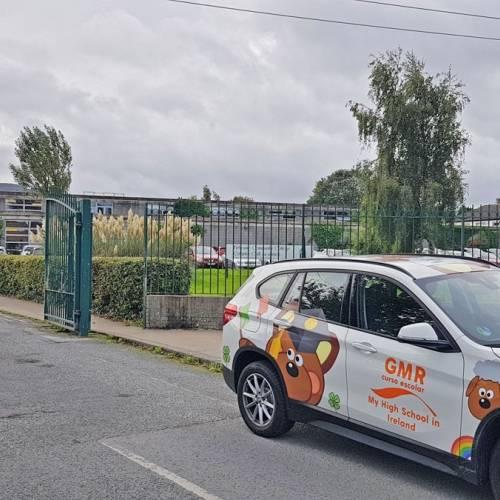colegios de la zona suroeste de Dublin