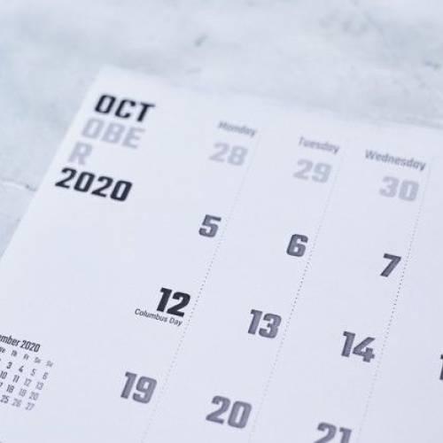 Fecha 2020-Columbus day