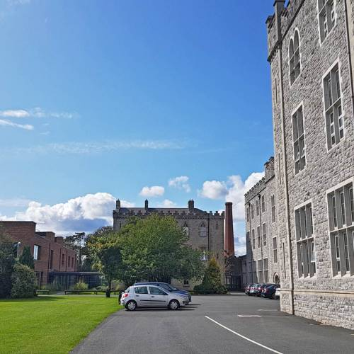 Jesuitas en Dublin